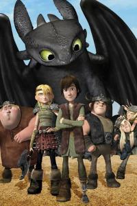 Dragones: Los Defensores de Mema. T1.  Episodio 7: Dragones a la mar