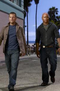NCIS: Los Ángeles. T1.  Episodio 17: A todo gas
