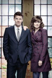 Bones. T8.  Episodio 2: Los compañeros en el divorcio