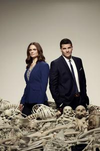 Bones. T9.  Episodio 6: La mujer de blanco