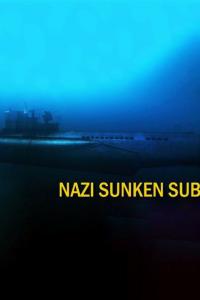 El submarino hundido de los nazis