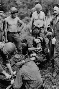 Dentro de la Segunda Guerra Mundial. T1. Episodio 1