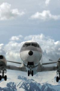 Mayday: catástrofes aéreas. T14.  Episodio 9: Un impacto brusco