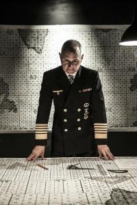 Segunda Guerra Mundial: Infierno bajo el mar. T2.  Episodio 1: Un guerrero herido