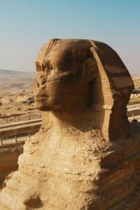 Egipto desde el cielo. T1.  Episodio 1: El antiguo imperio de Egipto
