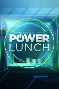 Power Lunch. Power Lunch