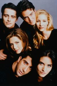 Friends. T2.  Episodio 21: El de los dos matones