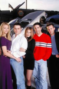 Friends. T3.  Episodio 10: El de cuando Rachel dimite