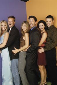 Friends. T4.  Episodio 3: El de las esposas