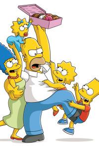 Los Simpson. T28.  Episodio 6: Habrá colegas