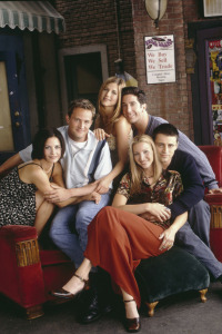 Friends. T6.  Episodio 3: El de la negativa de Ross