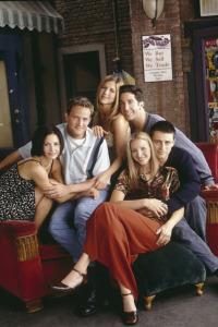 Friends. T6.  Episodio 14: En el que Chandler no puede llorar