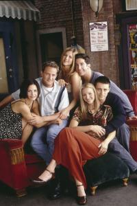 Friends. T6.  Episodio 23: El del anillo