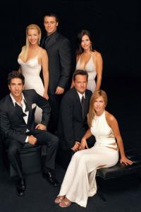 Friends. T10.  Episodio 16: El de la Fiesta de Despedida de Rachel