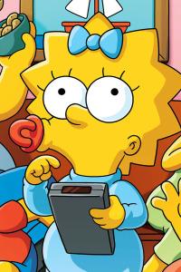 Los Simpson. T18.  Episodio 4: La casa-árbol del terror XVII