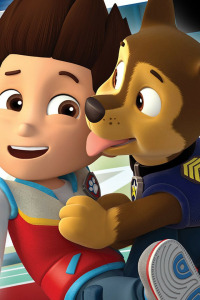 La Patrulla Canina. T1.  Episodio 5: La Patrulla y los Ganson / La carrera de globos
