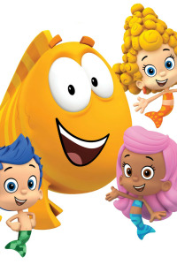 Bubble Guppies. T3.  Episodio 18: El encierro de las ranas toro