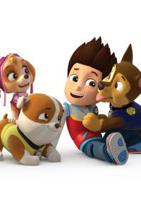 La patrulla canina Single Story. T4.  Episodio 4: La patrulla salva el show de los gatos