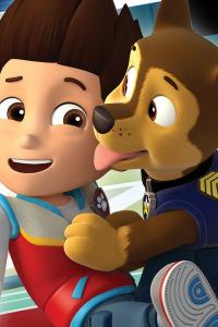 La patrulla canina Single Story. T1.  Episodio 6: La patrulla salva un tren
