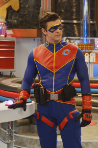 Henry Danger. T1.  Episodio 4: El secreto sale a la luz