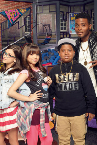 Game Shakers. T1.  Episodio 19: La falsa enfermedad de Babe