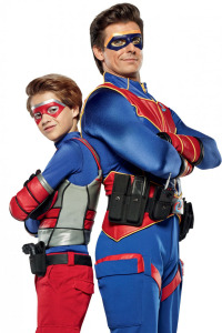 Henry Danger. T2.  Episodio 10: Henry, el Indestructible (I)
