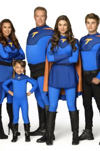 Los Thundermans. T4.  Episodio 2: Huele a espíritu de equipo