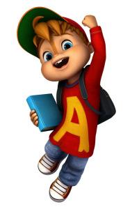 ALVINNN!!! y las Ardillas (single story). T2.  Episodio 16: El fin de semana salvaje de Alvin