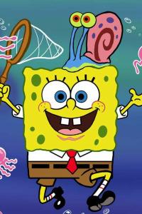 Bob Esponja  Single Story. T10.  Episodio 9: Plankton de patitas en la calle