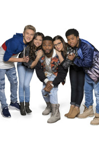 Game Shakers. T3.  Episodio 9: Ciudad Sabor