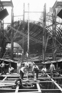 Construcciones extremas. T1.  Episodio 1: El metro de París