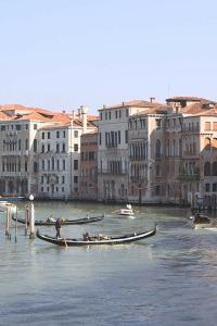 Ciudades bajo amenaza. T1.  Episodio 1: Venecia