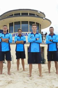 Australia: rescate en la playa. T11. Episodio 13
