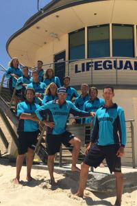 Australia: rescate en la playa. T12. Episodio 1