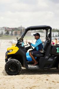 Australia: rescate en la playa. T13. Episodio 2