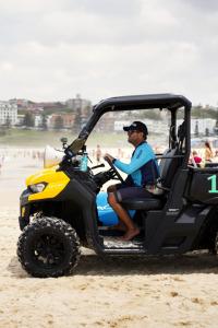 Australia: rescate en la playa. T13. Episodio 4