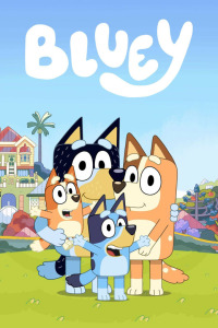 Bluey. T1.  Episodio 38: Copiar
