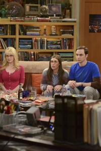 Big Bang. T5.  Episodio 8: La permutación del aislamiento