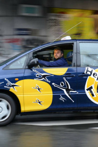 Hep taxi!. Hep taxi!