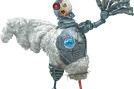 Robot Chicken (T5): Ep.5 Malcolm X: a plena carga