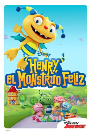 Henry, el monstruo feliz (T1)