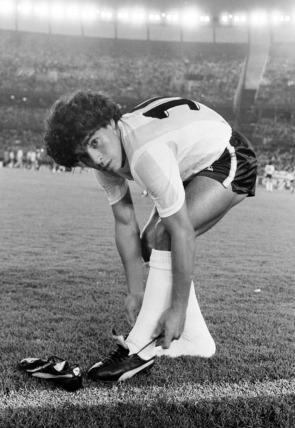 Maradona: los años felices