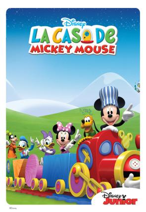 El trenecito de Mickey Mouse