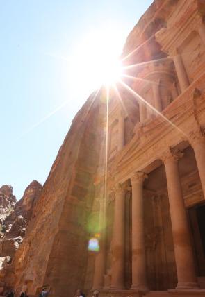 El enigma de Petra