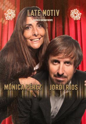 Mónica Pérez y Jordi Ríos