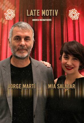Jorge Martí y Mía Salazar