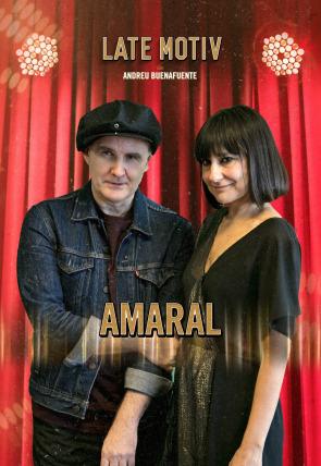 Silvia Abril y Toni Acosta / Amaral