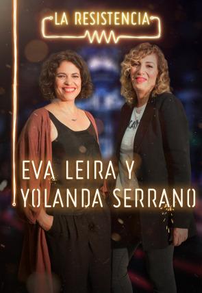 Eva Leira y Yolanda Serrano