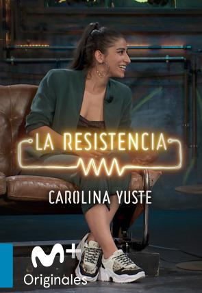 Carolina Yuste - Entrevista - 14.10.19