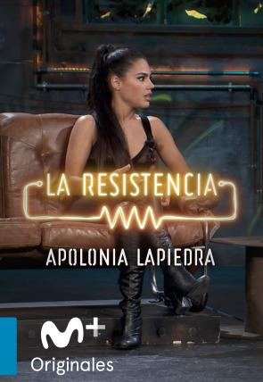 Apolonia Lapiedra - Entrevista - 24.10.19
